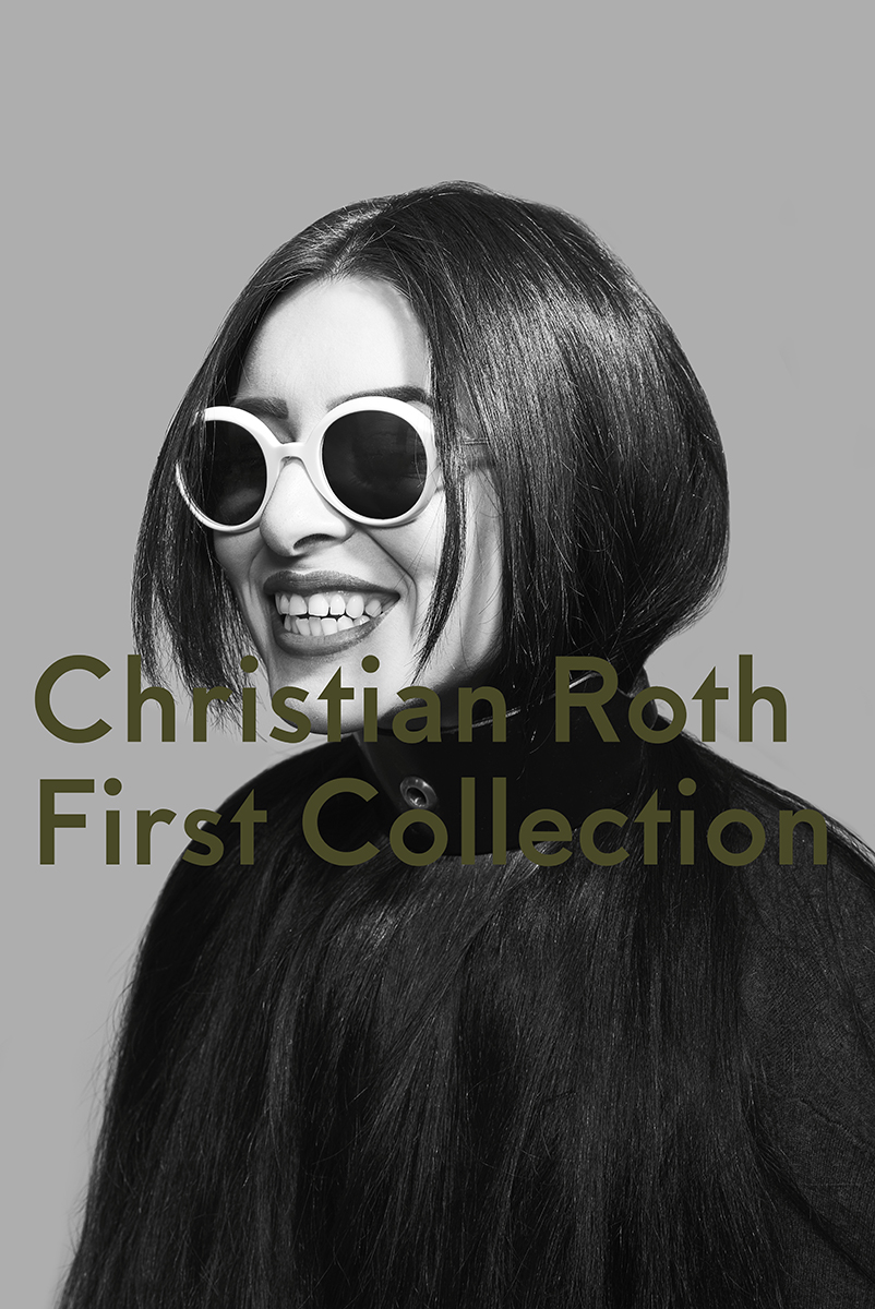 christian roth eyewear first collection